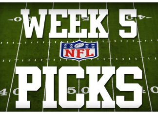 Football Betting: NFL Picks for Week 5