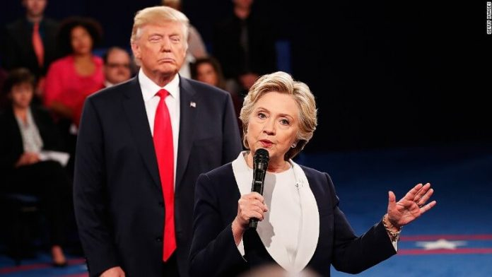 Who Won the Debate? Clinton and Trump Odds After 2nd Debate