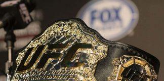 UFC Champions Odds December 2016