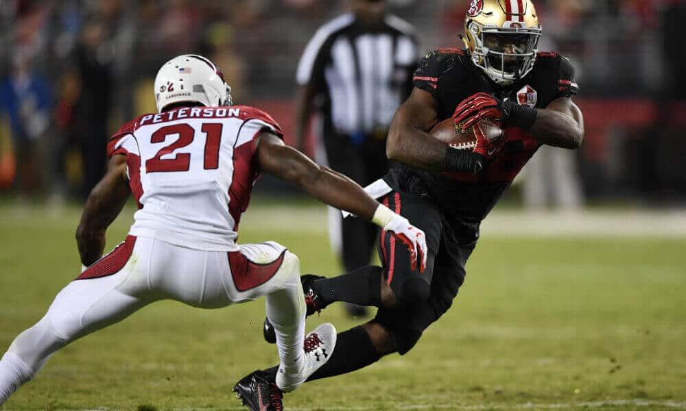 49ers vs Cardinals: NFL Week 10