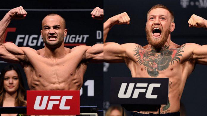 Conor McGregor Eddie Alvarez UFC Underdogs Betting Picks