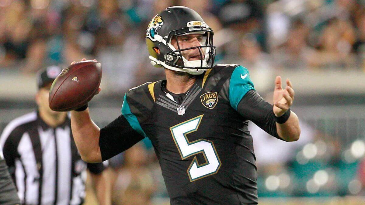 NFL Betting: Jacksonville Jaguars