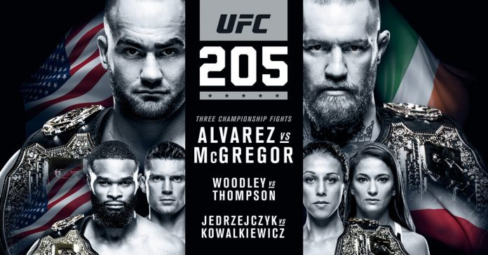 UFC 205 Odds and Betting Preview