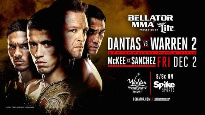 Bellator 166 Odds and Preview
