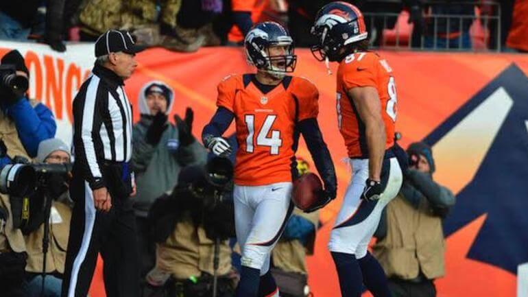 Broncos vs Saints: NFL Week 10 Odds