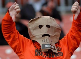 NFL Props: Cleveland Browns Winless in 2016?