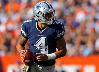 NFL Prop Bets: Dallas Cowboys' Next Loss