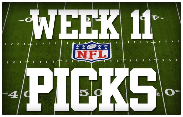 best nfl parlay picks week 11