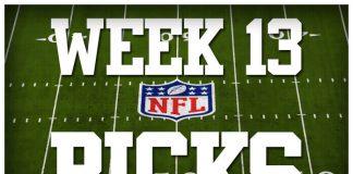 Week 13 NFL Pro Picks