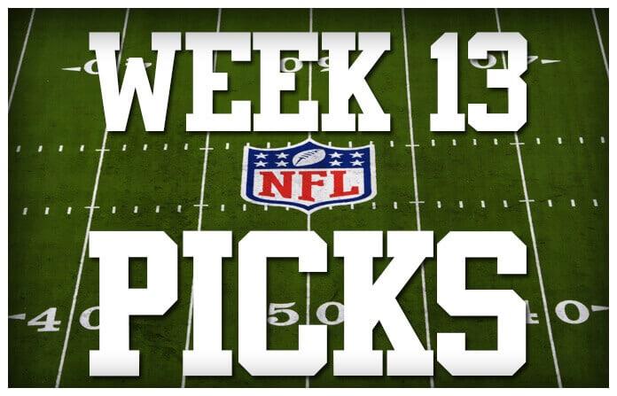 nfl league nfl 13 picks