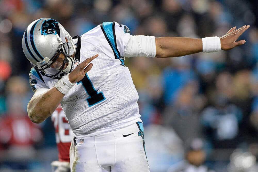 NFL Odds Week 10: Cam Newton