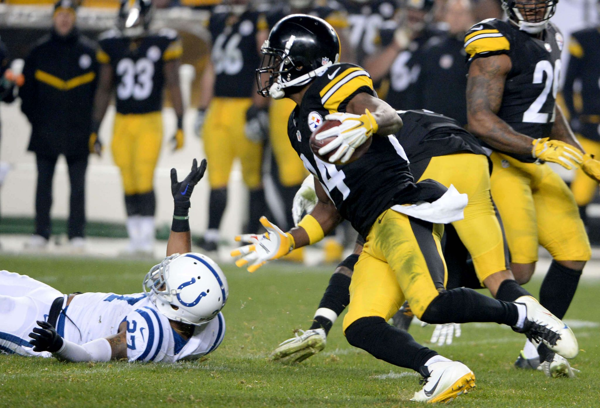 Steelers at Colts: Thanksgiving NFL Pro Picks