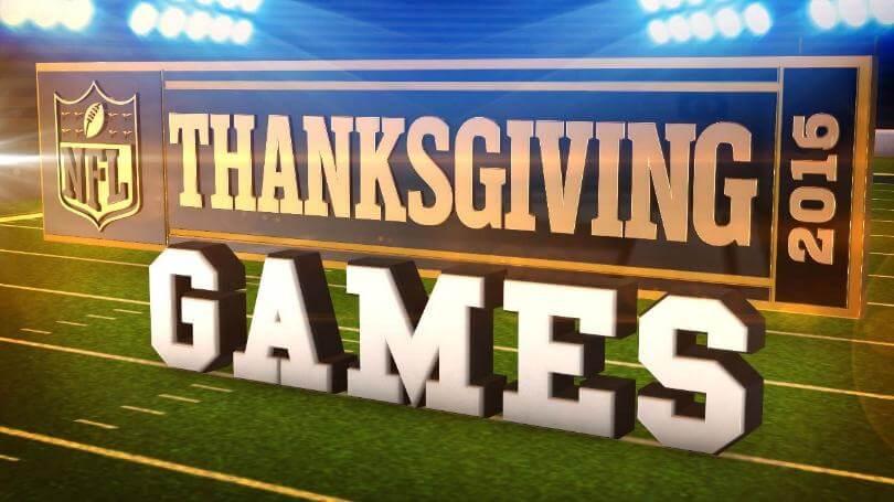 Thanksgiving Football Week 12 Odds Best Picks Bigonsports