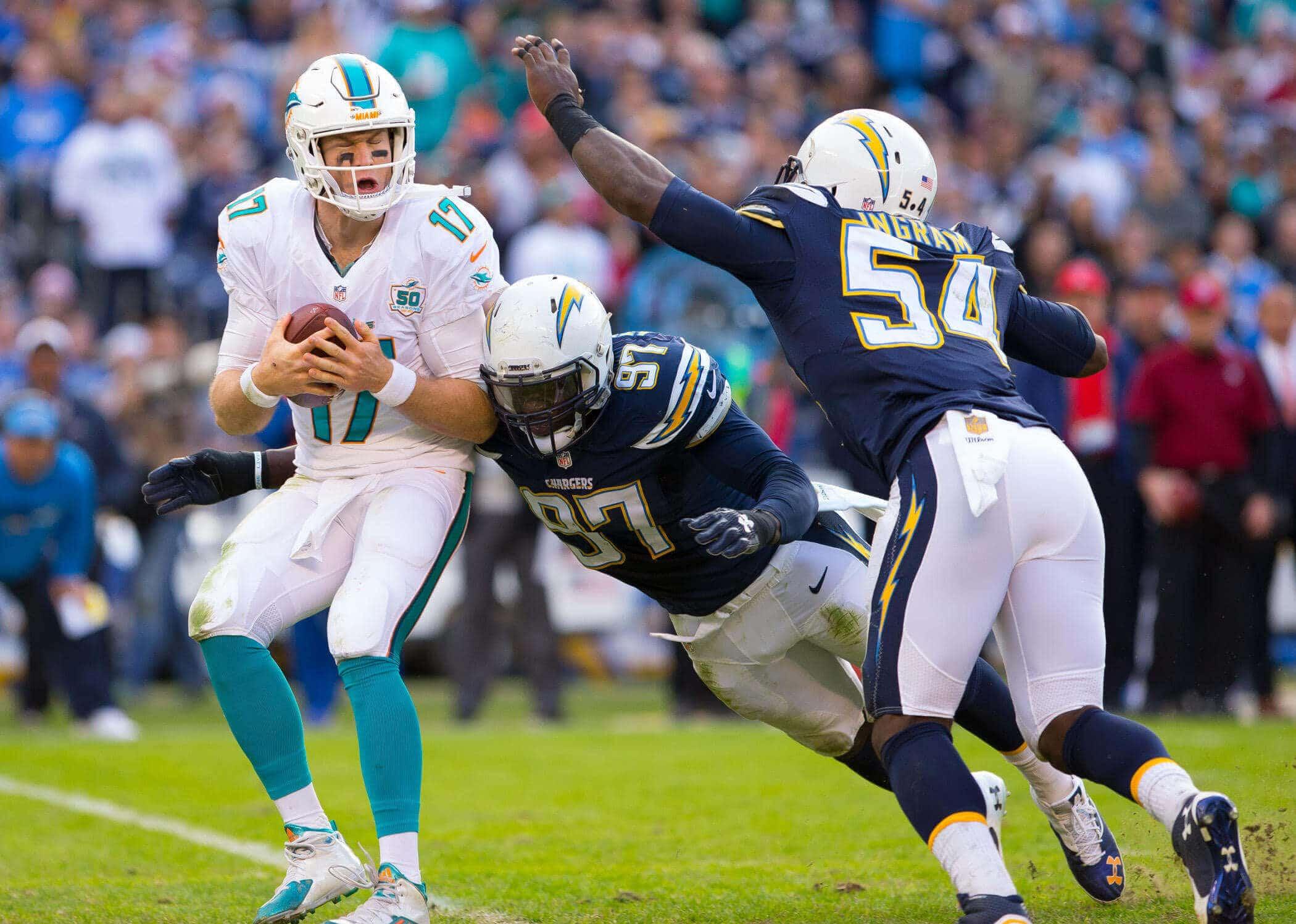 NFL Week 10 Picks: Dolphins
