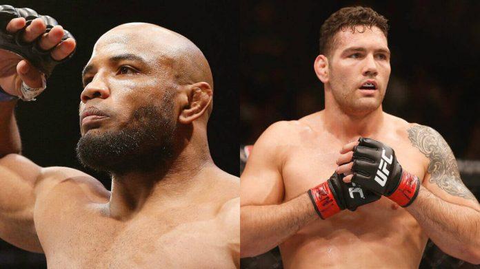 Chris Weidman vs Yoel Romero: UFC 205 Odds