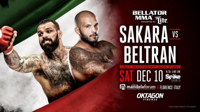 Bellator 168 Fight Odds