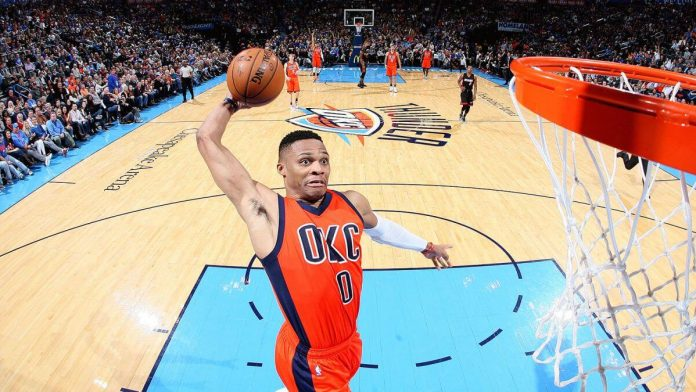 NBA Odds: Russell Westbrook Props