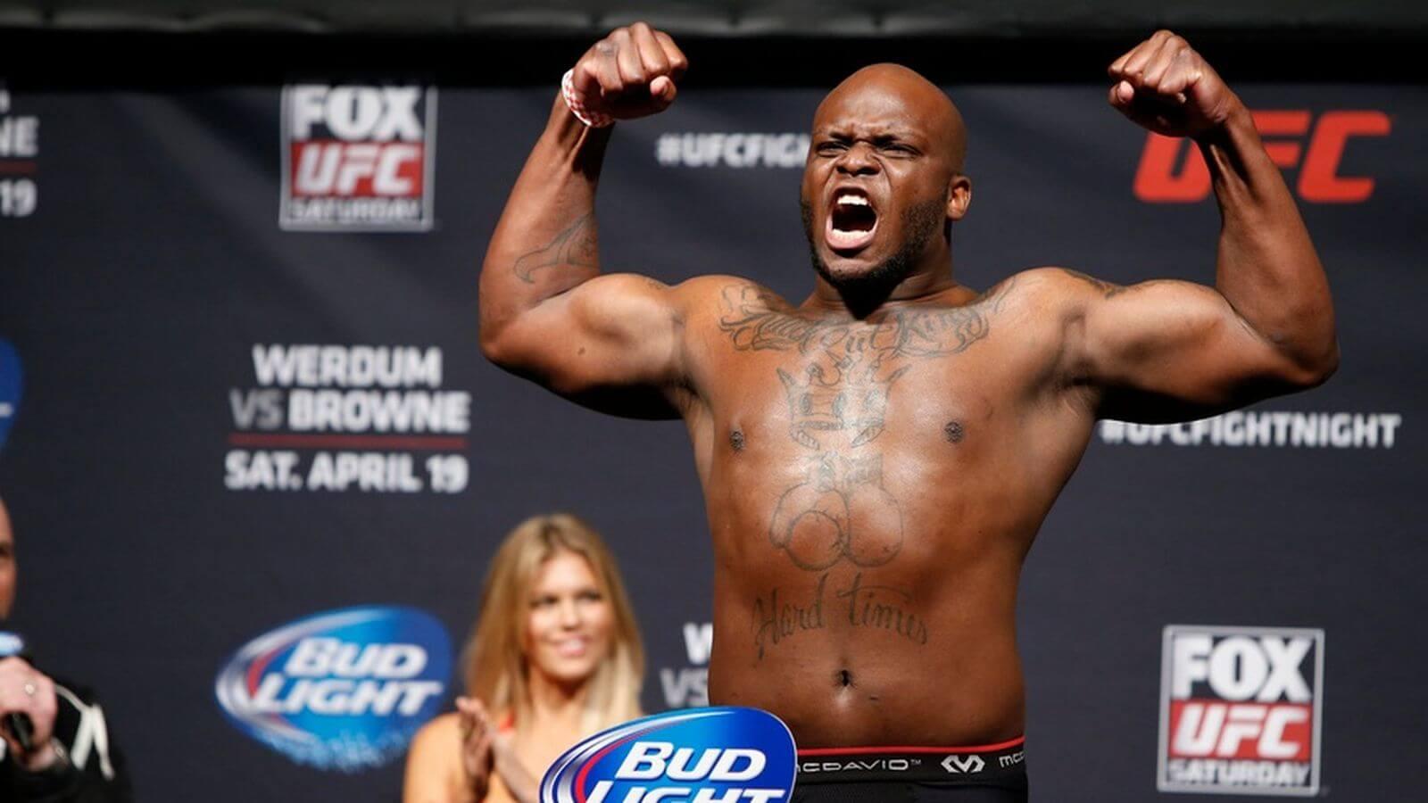 Derrick Lewis UFC Picks