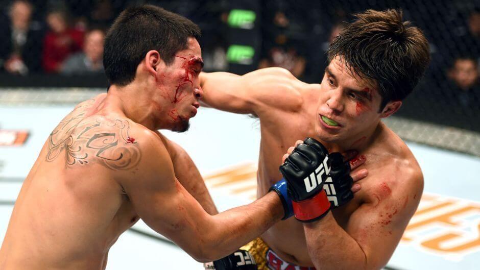 UFC Odds: Henry Cenjudo vs Joe Benavidez