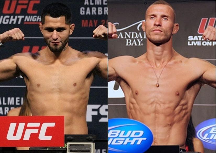 Donald Cerrone vs Jorge Masvidal: UFC Betting Picks