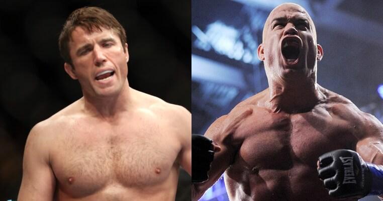 Bellator Betting: Chael Sonnen vs Tito Ortiz