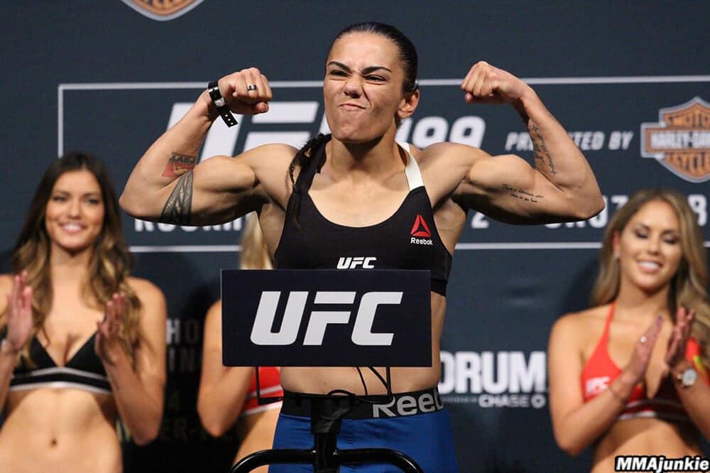 MMA Betting: Jessica Andrade