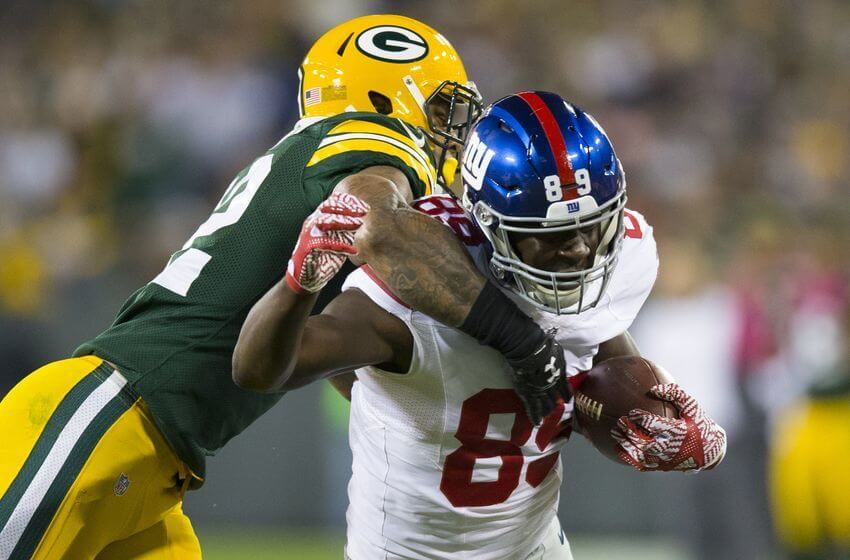 NFL Betting Lines: Giants vs Packers Odds