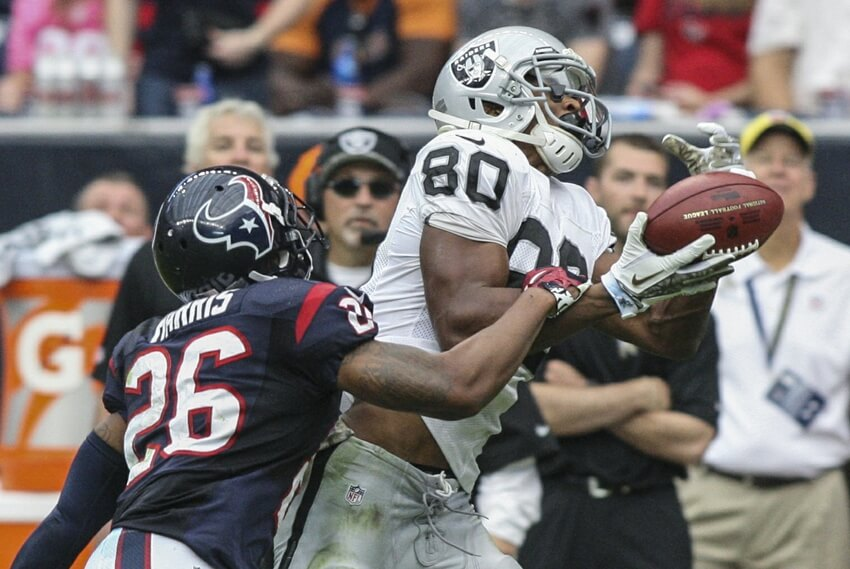 Houston vs Oakland NFL Odds and Predictions