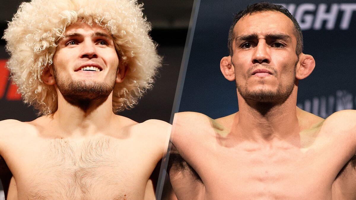 It's Really Happening: Ferguson vs. Nurmagomedov: UFC 209 Odds