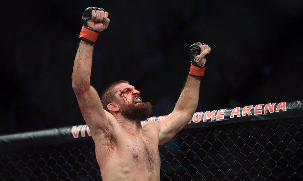 Fight Night 103 UFC Picks