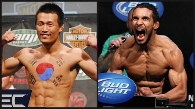 UFC Fight Night 104 Odds: Korean Zombie vs Dennis Bermudez
