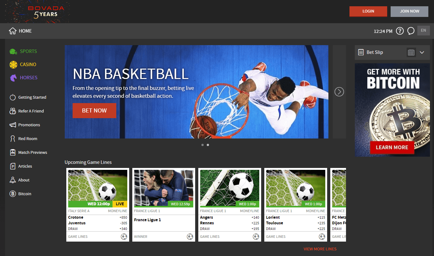 Sportsbook Review: Bovada vs MyBookie | BigOnSports