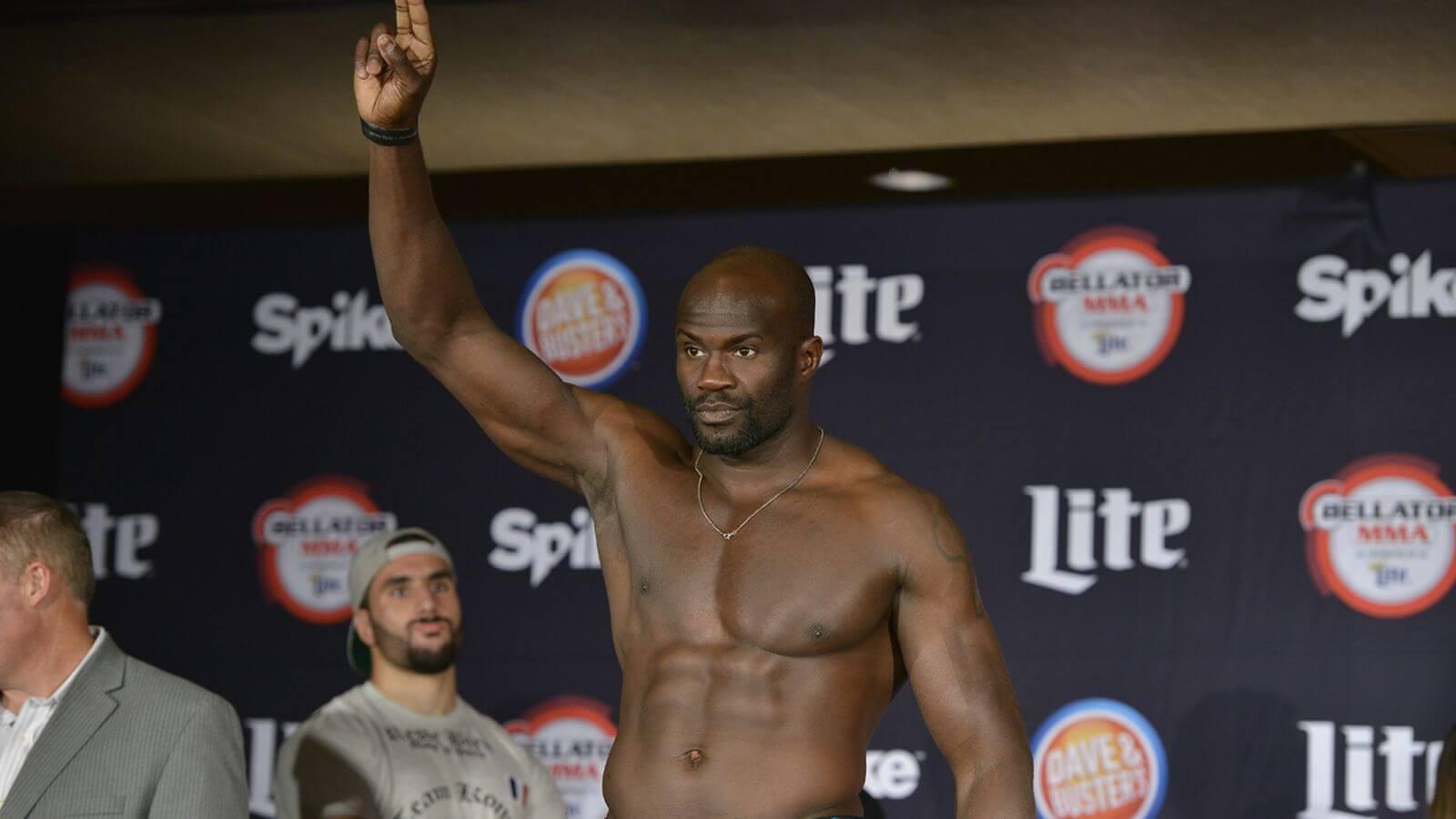 Cheick Kongo vs Oli Thompson MMA Odds