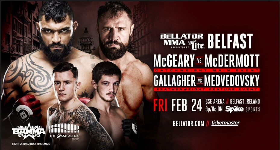 mcgeary mcdermott gallagher medvedovsy fight february 24