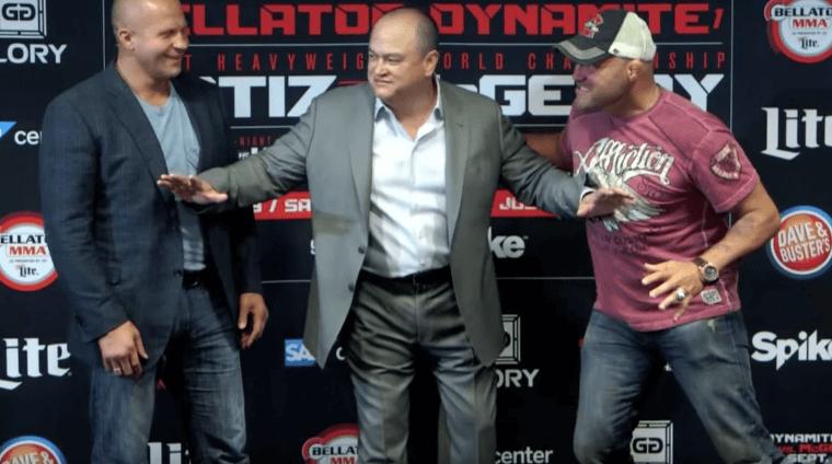 Randy Couture vs Fedor Emelianenko: Bellator Betting Odds