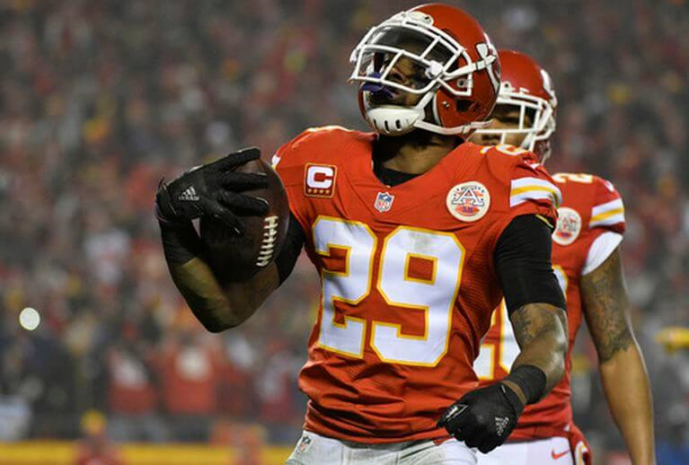 Eric Berry NFL Odds