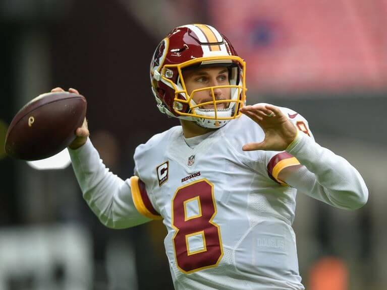 NFL Odds: Kirk Cousins