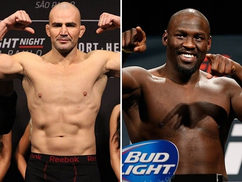Jared Cannonier vs Glover Texeira at UFC 208: Fight Odds