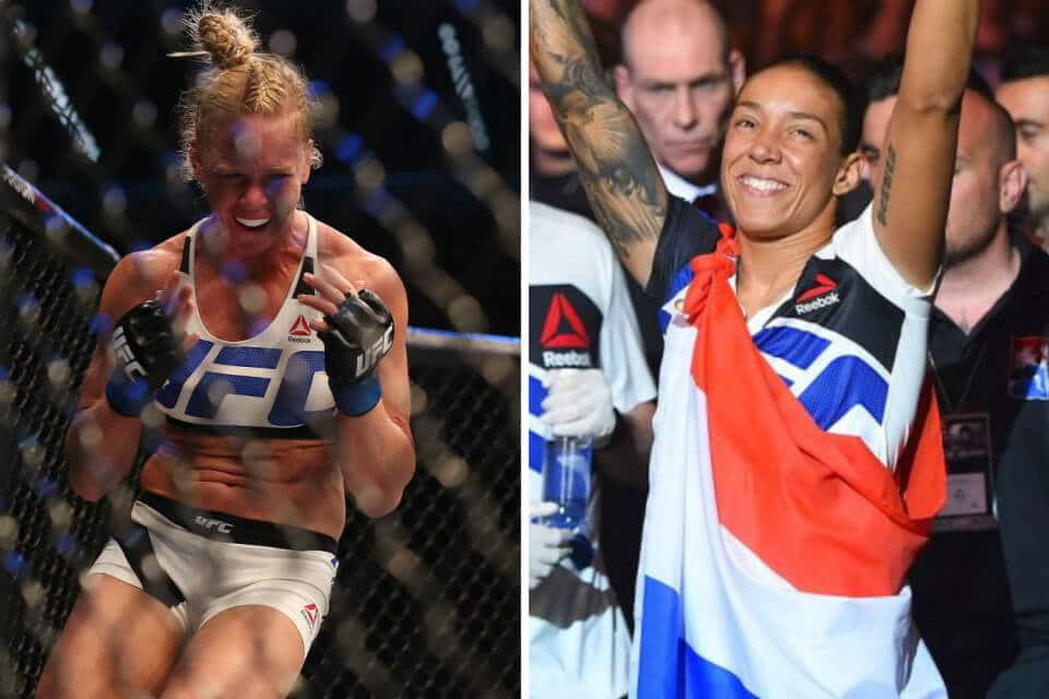 Holly Holm Odds at UFC 208
