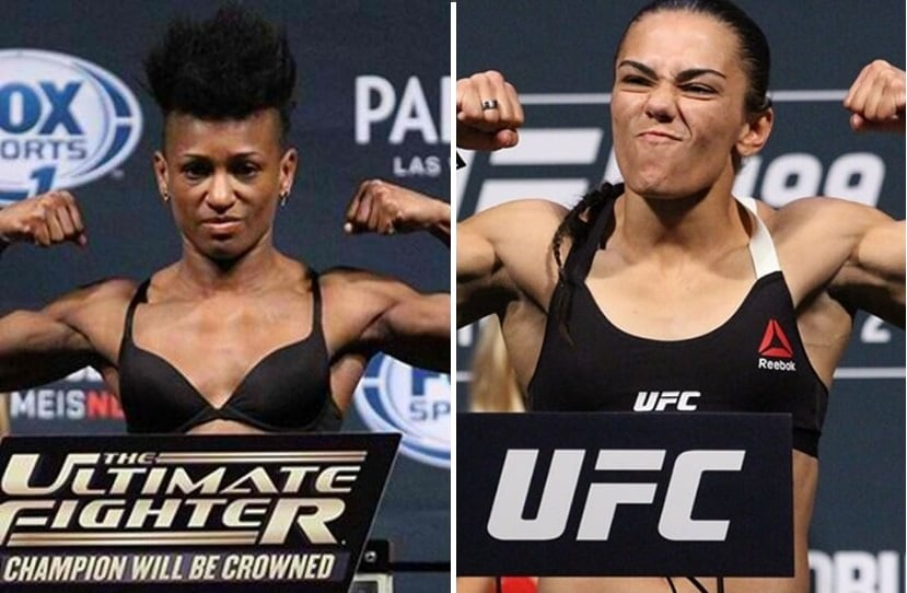 MMA Betting : Angela Hill vs Jessica Andrade