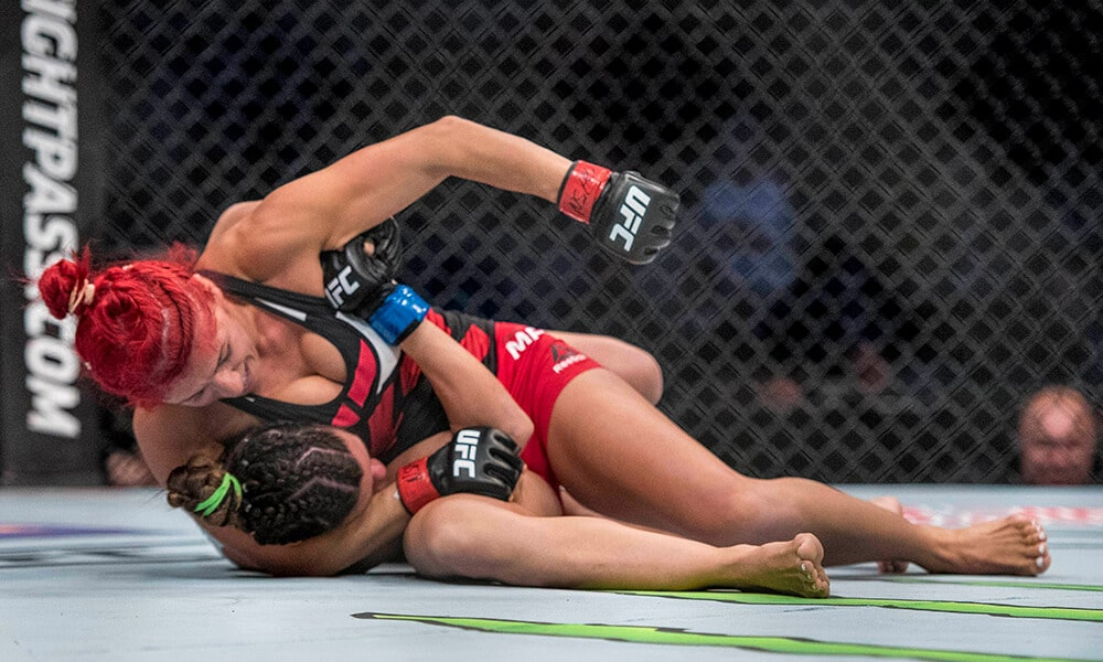 carla esparza randa markos ufc fight night 105