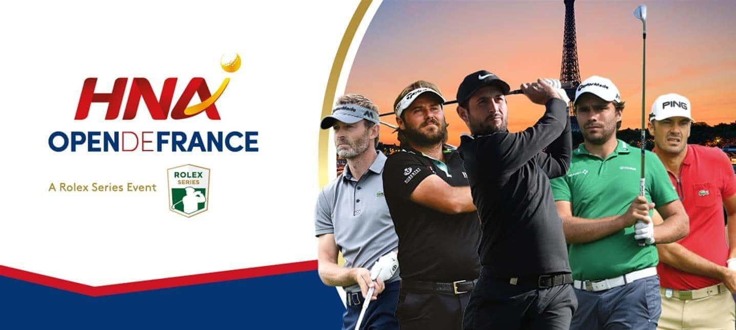 Golf Odds: HNA French Open | BigOnSports