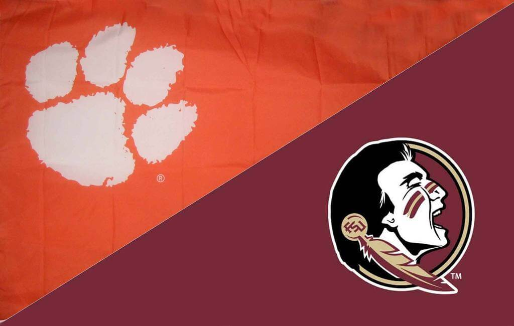 College Football Game of the Year: Clemson at Florida State | BigOnSports