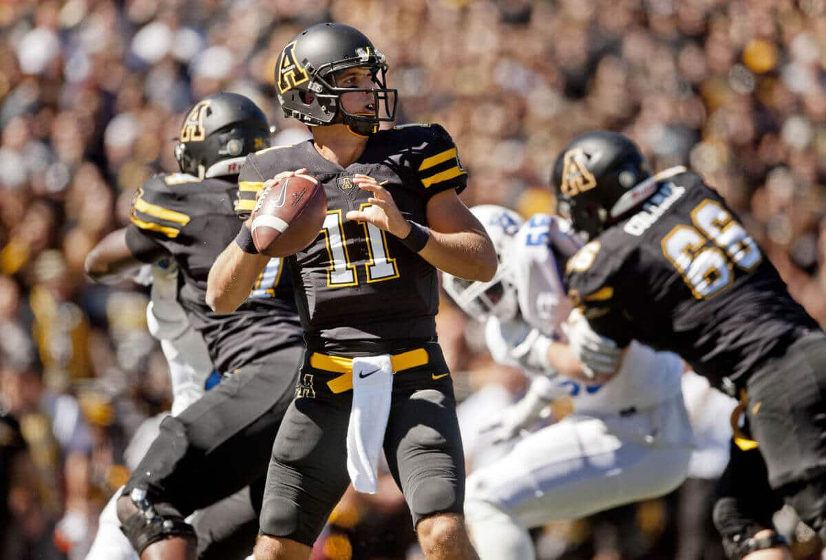 The Appalachian State Mountaineers football team is the college football team at Appalachian State University in Boone North Carolina The Mountaineers have competed