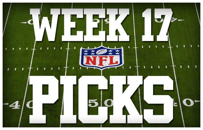 Week 17 nfl betting picks ncaa football betting lines week 7