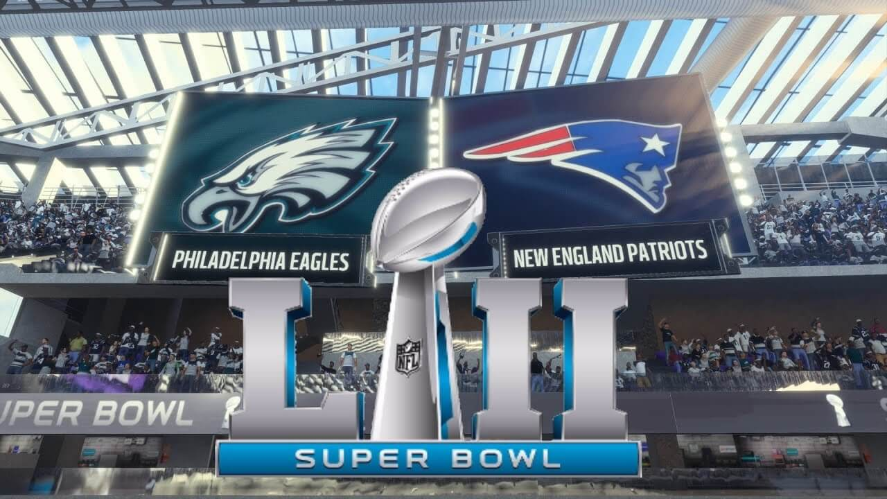 Super Bowl Preview Philadelphia Eagles vs. New England ...