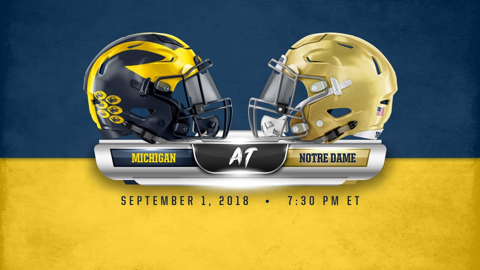 Michigan vs notre-dame betting lines pliskova schiavone betting expert nba