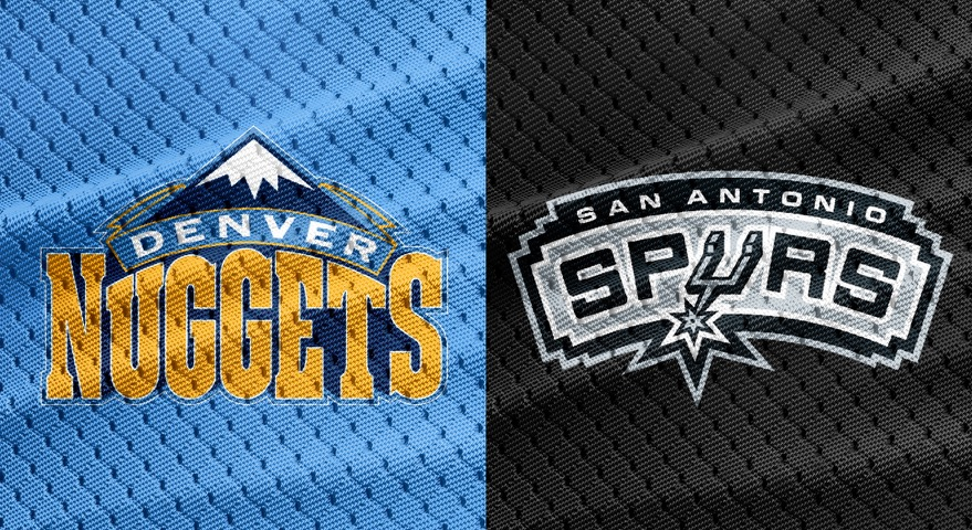 Spurs vs Nuggets | NBA Betting Odds and Predictions