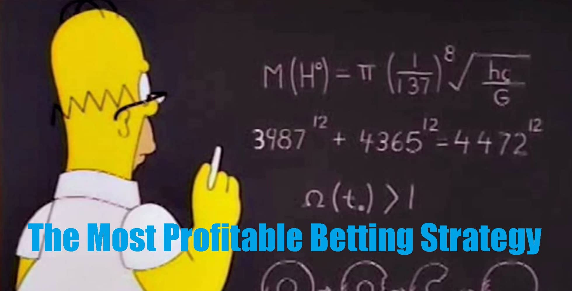 Long odds betting strategy even odds betting guide