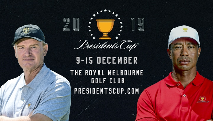 presidents cup betting odds